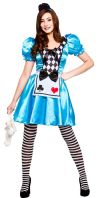 Storybook Alice Costume (EF2221)